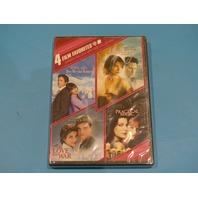 4 FILM FAVORITES SANDRA BULLOCK ROMANCE COLLECTION DVD NEW
