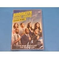 BROOKLYN NINE-NINE SEASON FIVE 5 - DVD NEW