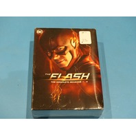 FLASH SEASONS 1-4 DVD NEW SEALED