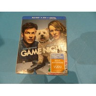 GAME NIGHT BLU-RAY + DVD + DIGITAL NEW