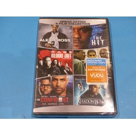 ALEX CROSS THE HIT BLOOD OUT CAUGHT IN CROSSFIRE CONFIDANT SHADOWBOXER DVD NEW