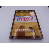 OUTLAWS AND HEROES JAMES A MICHENERS CENTENNIAL DVD W/ SLIPCOVER NEW