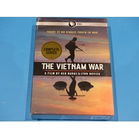 THE VIETNAM WAR DVD  NEW