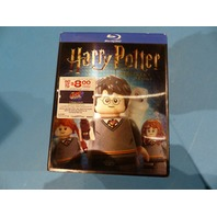 HARRY POTTER AND THE SORCERER'S STONE BLU-RAY NEW