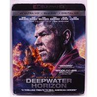 DEEPWATER HORIZON DIGITAL + 4K ULTRA HD + BLU-RAY NEW SEALED