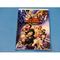 MY HERO ACADEMIA TWO HEROES - DVD NEW