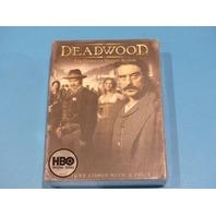 DEADWOOD - THE COMPLETE SECOND SEASON - DVD NEW