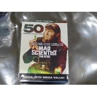 MAD SCIENTIST THEATRE DVD NEW