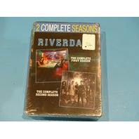 RIVERDALE SEASONS ONE & TWO 1-2 DVD NEW SEALED