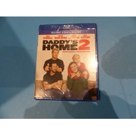 DADDYS HOME 2 BLU-RAY + DVD + DIGITAL NEW