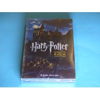 HARRY POTTER COMPLETE 8 FILM COLLECTION DVD NEW