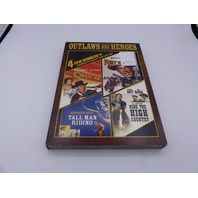 4 FILM FAVORITES RANDOLPH SCOTT COLLECTION DVD NEW