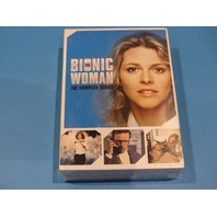 THE BIONIC WOMAN THE COMPLETE SERIES DVD NEW