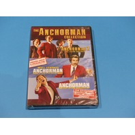 THE ANCHORMAN COLLECTION DVD NEW