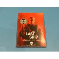 THE LAST SHIP COMPLETE SEASON 5 (SEASON FIVE) DVD NEW SEALED