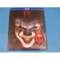 STEPHEN KINGS IT BLU-RAY NEW SEALED