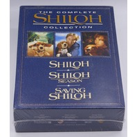 SHILOH THE COMPLETE 3 FILM COLLECTION DVD NEW SEALED