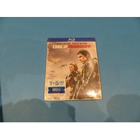 EDGE OF TOMORROW - BLU-RAY NEW SEALED