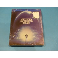 READY PLAYER ONE LIMITED EDITION STEELBOOK BLU-RAY NEW SEALED