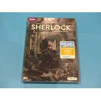 SHERLOCK SEASON FOUR SEASON 4 DVD NEW