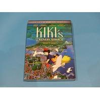 KIKI'S DELIVERY SERVICE DVD W/ SLIPCOVER NEW