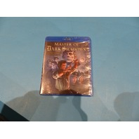 MASTER OF DARK SHADOWS - BLU-RAY NEW SEALED