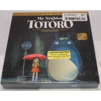 MY NEIGHBOR TOTORO LIMITED 30TH ANNIVERSARY EDITION - BLU-RAY NEW SEALED