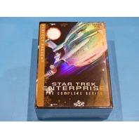 STAR TREK ENTERPRISE THE COMPLETE SERIES DVD NEW
