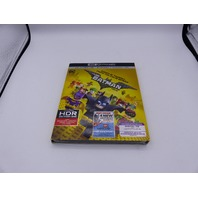 THE LEGO BATMAN MOVIE 4K ULTRA HD + BLU-RAY  HD NEW