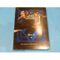 JOJO'S BIZARRE ADVENTURE SET 2: SC (DVD) NEW