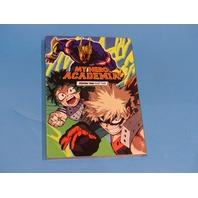 MY HERO ACADEMIA SEASON TWO PART TWO DVD NEW