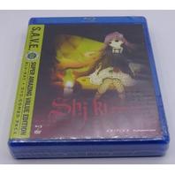SHIKI SUPER AMAZING VALUE EDITION BLU-RAY + DVD NEW SEALED