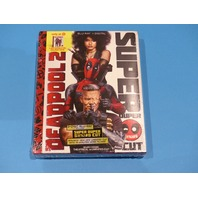 DEADPOOL 2 SUPER DUPER UNCUT BLU-RAY NEW