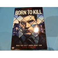 BORN TO KILL DVD NEW