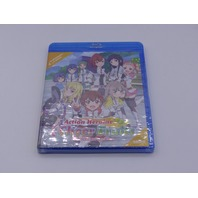 ACTION HEROINE CHEER FRUITS COMPLETE COLLECTION BLU-RAY W/O SLIP COVER NEW