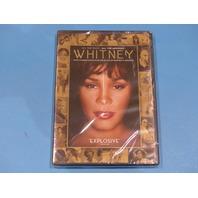 WHITNEY DVD NEW