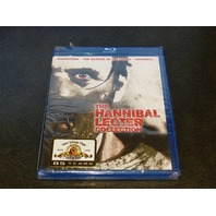 THE HANNIBAL LECTER COLLECTION BLU-RAY NEW SEALED