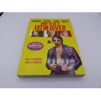 HOW TO BE A LATIN LOVER DVD NEW