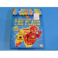 LEGO DC COMICS SUPER HEROES THE FLASH DVD NEW