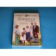 THE DURRELLS IN CORFU THE COMPLETE SECOND SEASON (SEASON 2) DVD NEW