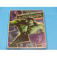 THE INCREDIBLE HULK LIMITED EDITION STEEL BOOK BLU-RAY NEW