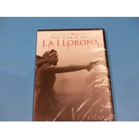 THE CURSE OF LA LLORONA DVD NEW SEALED
