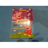 PEPPA PIG 24 FUN PACKED EPISODES DVD NEW