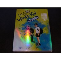 DIARY OF A WIMPY KID 1-4 DVD NEW SEALED