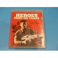 HEROES SHED NO TEARS BLU-RAY NEW SEALED