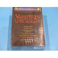 VAMPIRES AND WITCHCRAFT VOLUME 2 DVD NEW