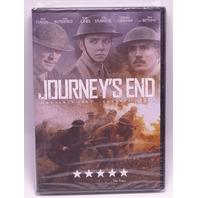 JOURNEYS END DVD NEW SEALED