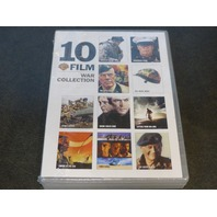 10 FILM WAR COLLECTION DVD NEW SEALED