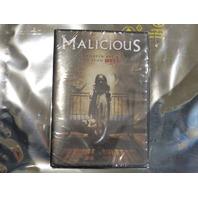 MALICIOUS DVD NEW