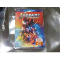 THE LEGENDS OF TOMORROW THE COMPLETE SECOND SEASON DVD NEW